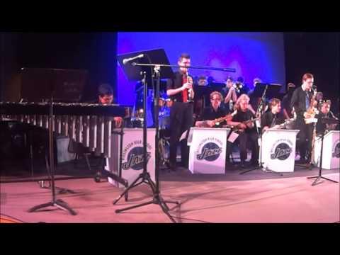 Wellington Highschool Jazz band