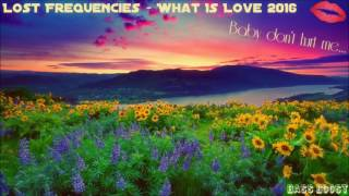Lost Frequencies - What Is Love 2016 (Bass Boost)