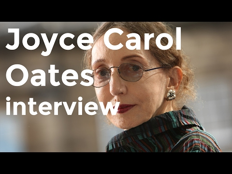 Joyce Carol Oates interview (1996)
