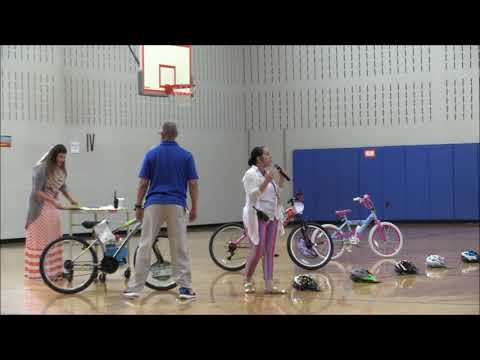 Steelton Highspire Elementary School Attendance Award Program 4th - 6th grade May 31 2019