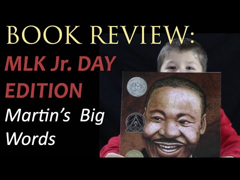 Martin's Big Words - Book Review