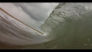 Belhaven Bay Swimming and Bodysurfing...