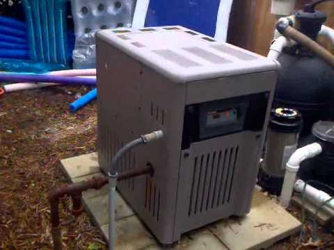 hqdefault hayward natural gas pool heater h150 150,000 btu $500 youtube AquaLink Wiring-Diagram at alyssarenee.co