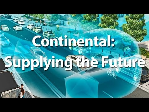 Continental: Supplying the Future - Autoline This Week 2038