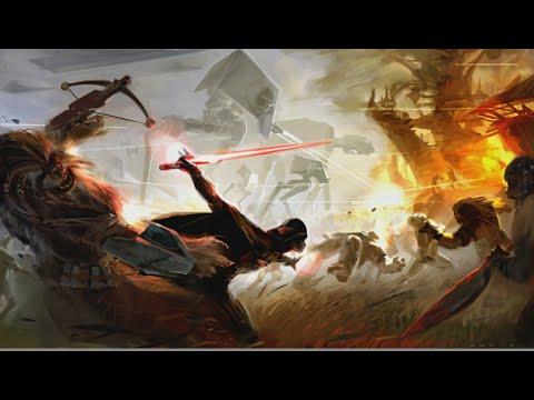 Star Wars Lore Episode LXXVII - The Second Battle of Kashyyyk (Legends)