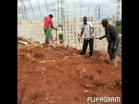 My Jamaican Dream House Part 3 Foundation Building A