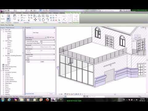 Học Revit Architecture Bài 4