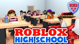 Roblox Highschool Roleplay (With Audi Maddie And Kingken) [Part 1]