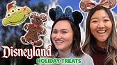 17 Must-Try Disneyland Holiday Treats
