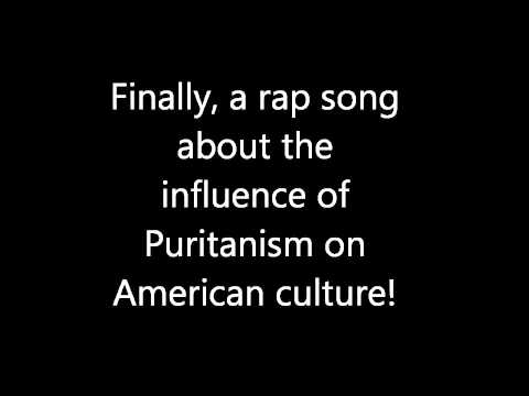 A Rap Song about the Puritans!!!