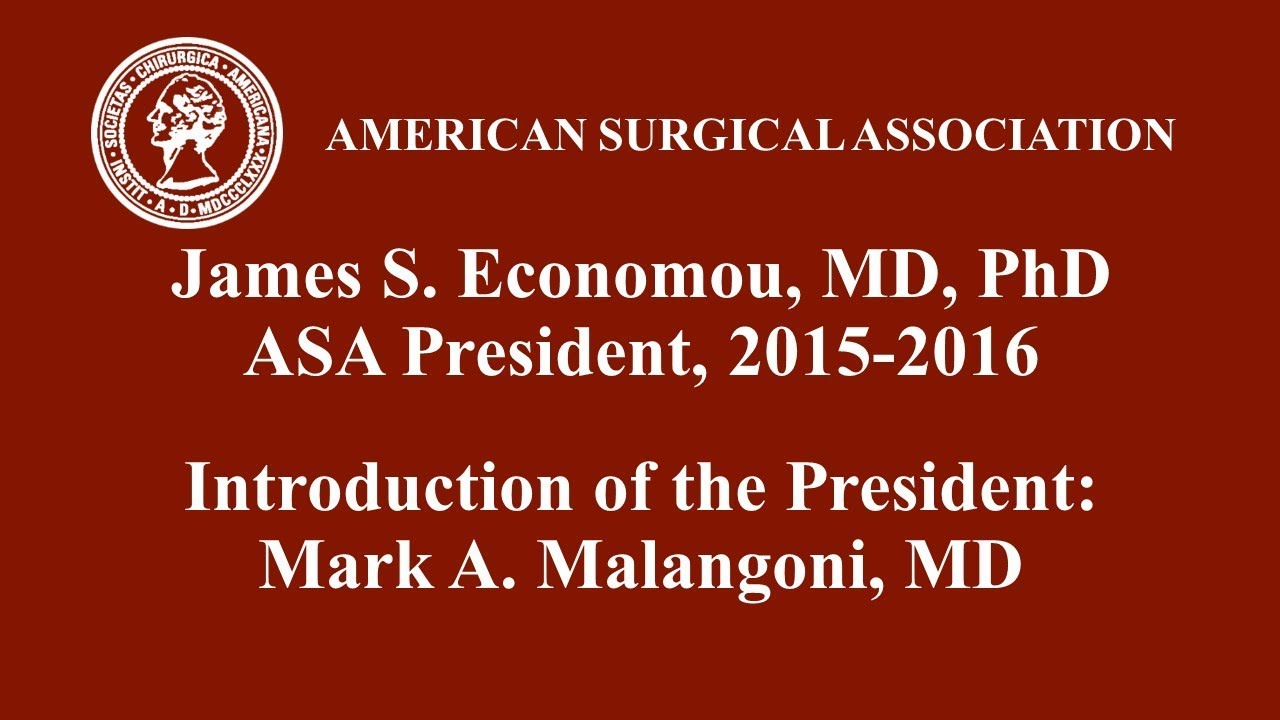 ASA - 2016 Program and Abstracts