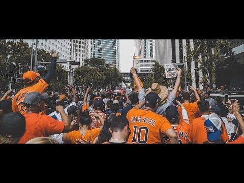 #EarnedHistory Astros // Amazing Fan/City Tribute