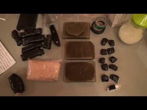 Житель Щелково задержан с крупной партией амфетамина, гашиша и кокаина