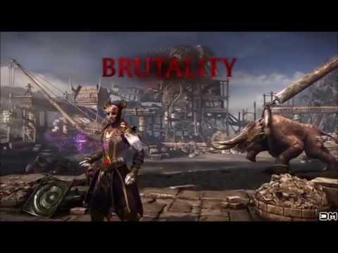 TOP 30 Best Brutalities - Mortal Kombat X