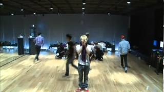 Download Video Big Bang - Somebody to Love mirrored Dance Practice MP3 3GP MP4
