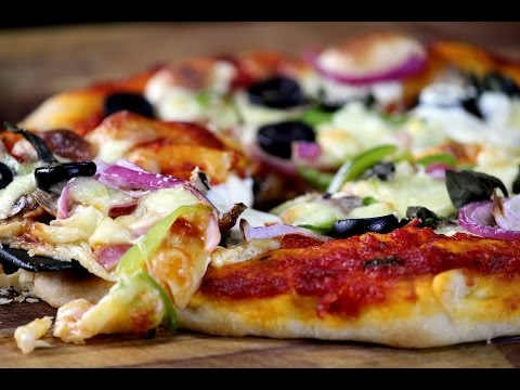 How to make Cheese Burst Pizza?