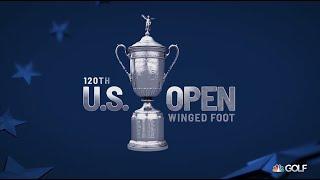 U.S. Open 2020 on NBC Golf  Intro