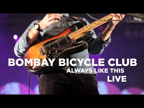 Front Row Boston | Bombay Bicycle Club – Always Like This (Live)