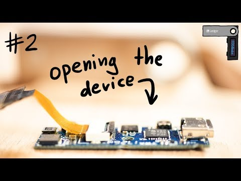 Looking at the PCB & Chips - Hardware Wallet Research #2