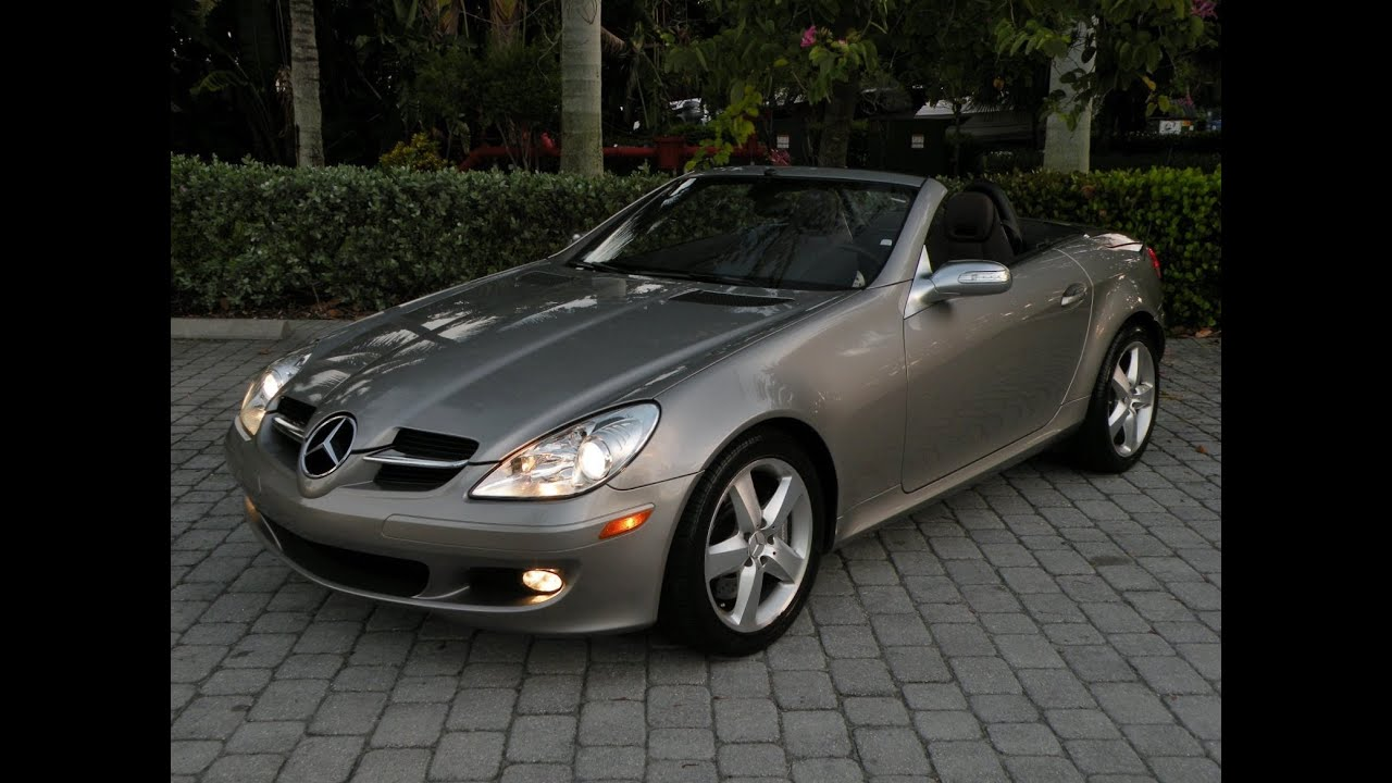 2005 Mercedes Benz SLK350 Convertible For Sale Auto Haus ...