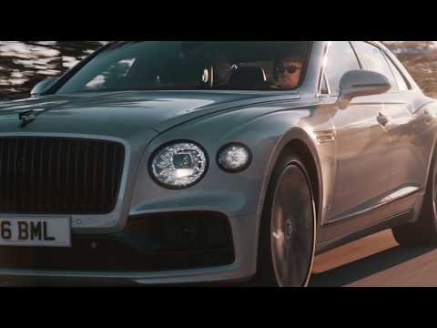 2020 Bentley Flying Spur first drive review