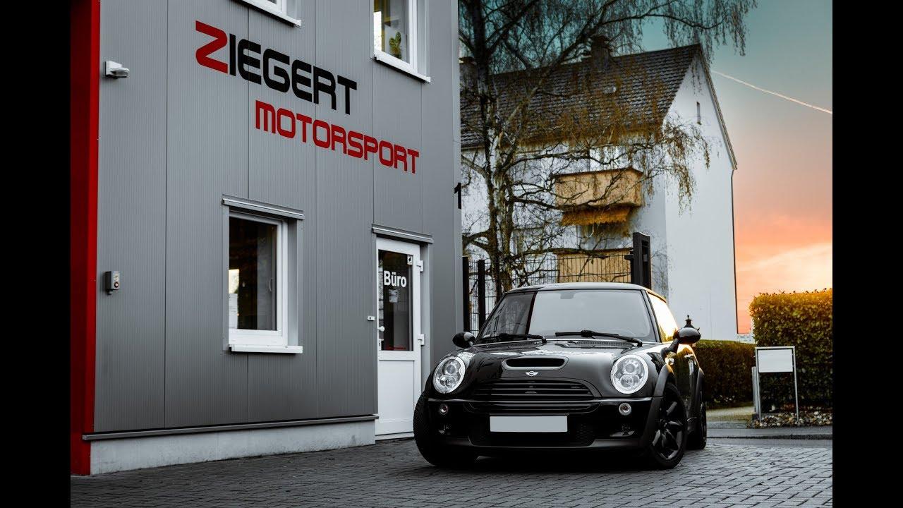 Mini Cooper S 16 Kompressor Ziegert Motorsport Youtube