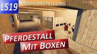 """[""""LS19"""", """"FS19"""", """"Landwirtschafts Simmulator"""", """"Modvorstellungen"""", """"Playtest"""", """"gameplay"""", """"Hof Hirschfeld"""", """"Hirschfeld Logistics"""", """"Pferdestall mit Boxen"""", """"Pferde"""", """"Pferde versorgen"""", """"Sattelkammer"""", """"Beleuchtung"""", """"Tor"""", """"Tore"""", """"Koppel"""", """"Holzoptik"""""""