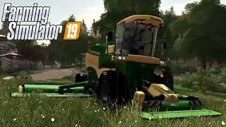 FS19 CHAMBERG VALLEY #1 - INIZIAMO L'ULTIMA SERIE SU FARMING SIMULATOR 19! - GAMEPLAY ITA