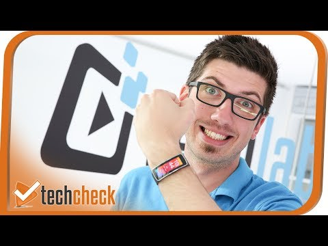 Samsung Gear Fit im Test I Techcheck