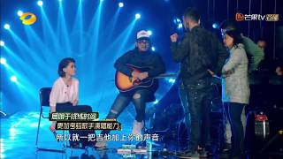 KZ Tandingan ep 7 (Singer 2018) sings Say Something