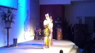 Nonchi Kolama Performed in Melbourne