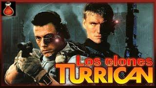 Copias y Clones en los videojuegos -TURRICAN