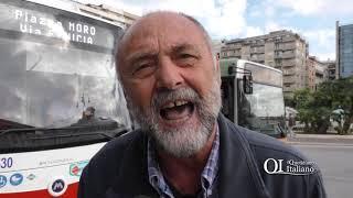 Michele Lepore dopo aggressione autista Amtab