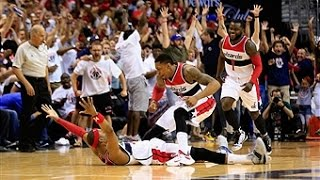 Paul Pierce Banks-In Game Winner in Game 3 - Taco Bell Buzzer Beater