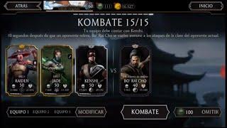 Mortal Kombat Mobile #33 - Bo' Rai Cho Aliento de dragón y compra de packs