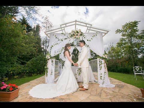 Video de Boda Romantica Luisa & Ricardo Wedding Planner Patricia Herrera