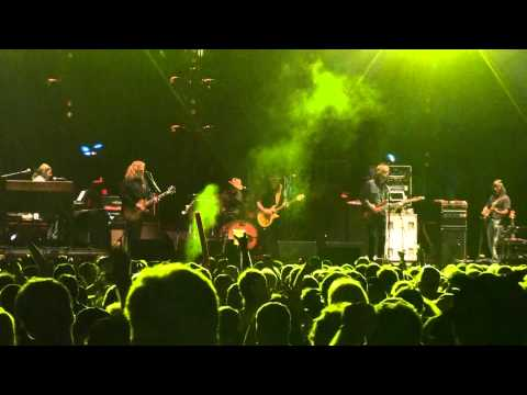 Phil Lesh & Friends w/ Carlos Santana - full set - Lockn' Fest. 9-12-15 Arrington, VA HD tripod