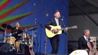 Lyle Lovett New Orleans jazzfest 2014