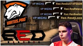 Virtus.pro Highlights Vs Red Reserve ((MDL Season 27 Europe)