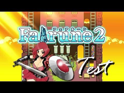 Découverte FAIRUNE 2 FR 3DS   RPG d'aventure et d'énigme fantaisiste.