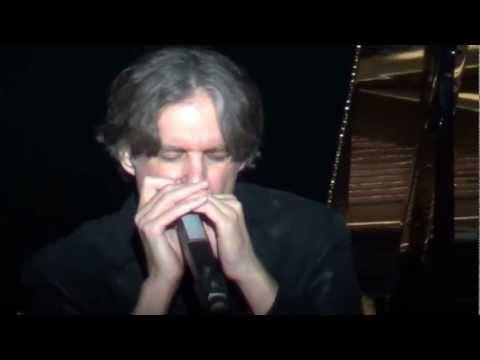 Howard Levy harmonica solo - 2012-04-10