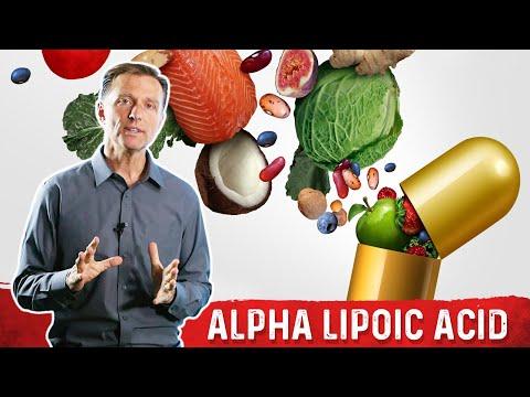 The Amazing Benefits of Alpha Lipoic Acid