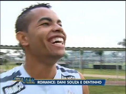 Tudo A Ver 19/04/2011: Dani Souza E Dentinho Não Escondem Mais Namoro
