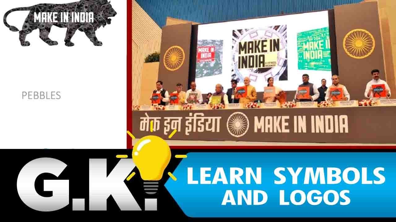 Learn Symbols And Logos   Educational Videos in English   General Knowledge   GK Question Answer