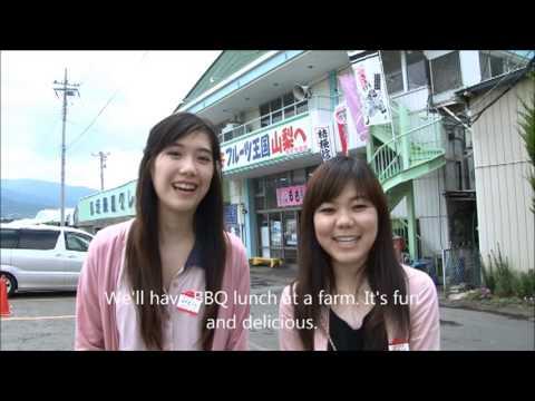 Introduction of  Club Tourism YOKOSO Japan Tour