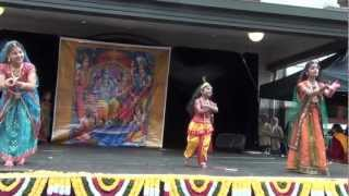 Dance on Jaya Janardhana song