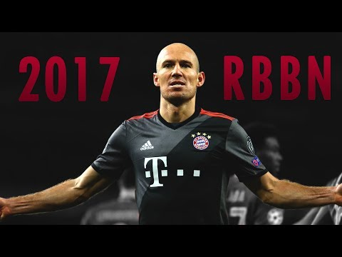 Arjen Robben • Unstoppable | 2017 • HD