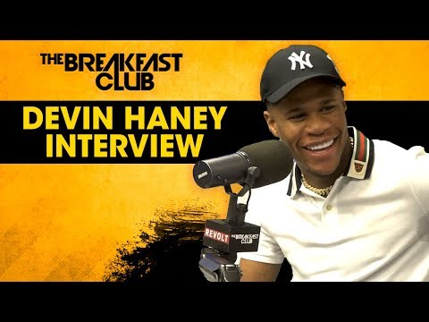 Devin Haney On His Undefeated Record, Boxing In Mexico, Sculpting His Character + More