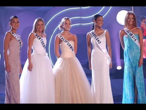 Miss Teen USA 2002 Crowning Moment