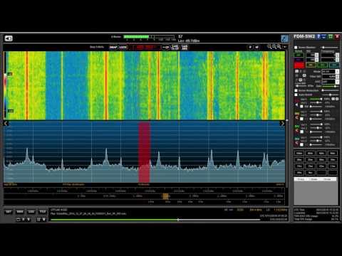 Medium wave DX: WFED Federal News Radio 1500 kHz, Washington DC, heard in Oxford, UK